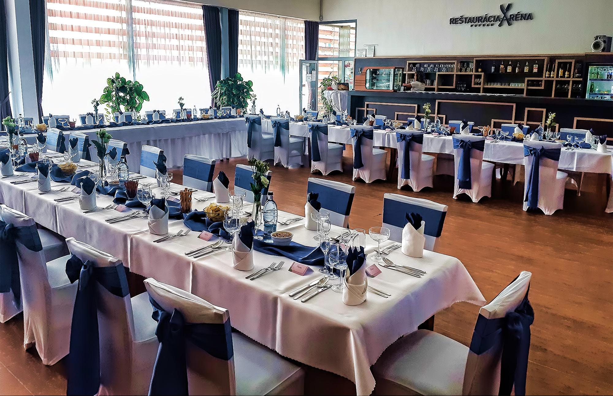 Reštaurácia ARÉNA